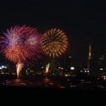 Tokyo Bay Fireworks