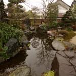 Garden in Shiroishi